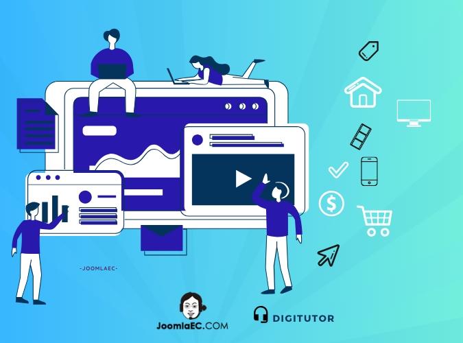 Joomla+digitutor  架站超值整合教學方案