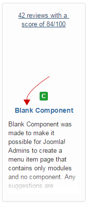 blank component 6